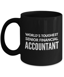 GB-TB6177 World's Toughest Senior Financial Accountant