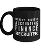 GB-TB4754 World's Toughest Accounting Finance Recruiter