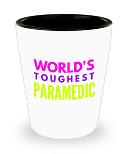 Creative Paramedic Short Glass - Ribbon Canyon
