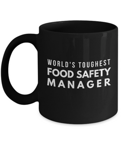 GB-TB2296 World's Toughest Food Safety Manager