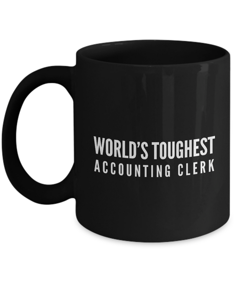 GB-TB4734 World's Toughest Accounting Clerk