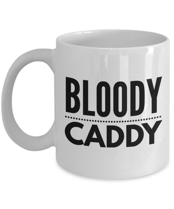 Bloody Caddy Gag Gift for Coworker Boss Retirement or Birthday - Ribbon Canyon