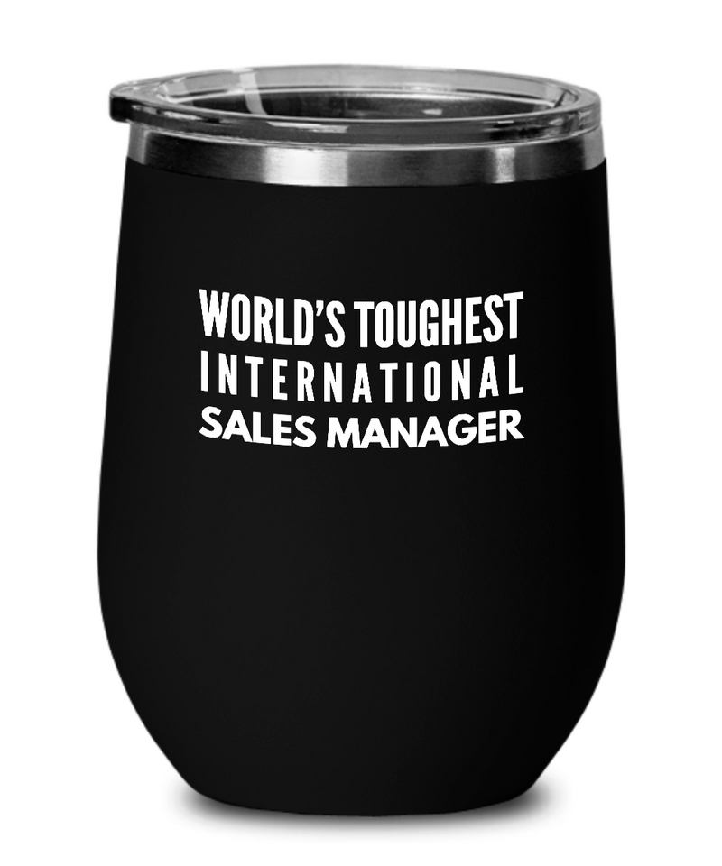 International Sales Manager Gift 2020