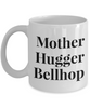 Mother Hugger Bellhop, 11oz Coffee Mug  Dad Mom Inspired Gift - Ribbon Canyon
