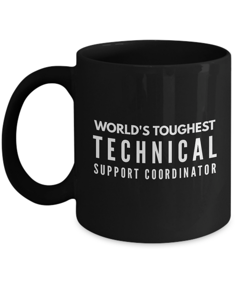 GB-TB6026 World's Toughest Technical Support Coordinator