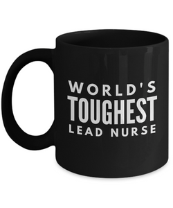 GB-TB5406 World's Toughest Lead Nurse