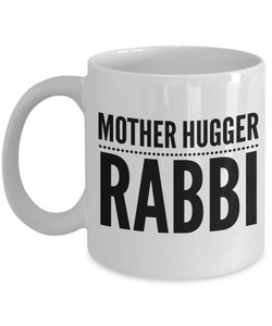 Mother Hugger Rabbi Gag Gift for Coworker Boss Retirement or Birthday - Ribbon Canyon