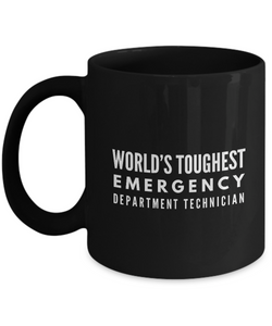 GB-TB6304 World's Toughest Emergency Department Technician