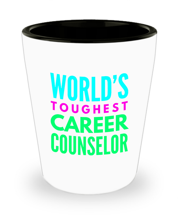 Creative Career Counselor Short Glass - Ribbon Canyon