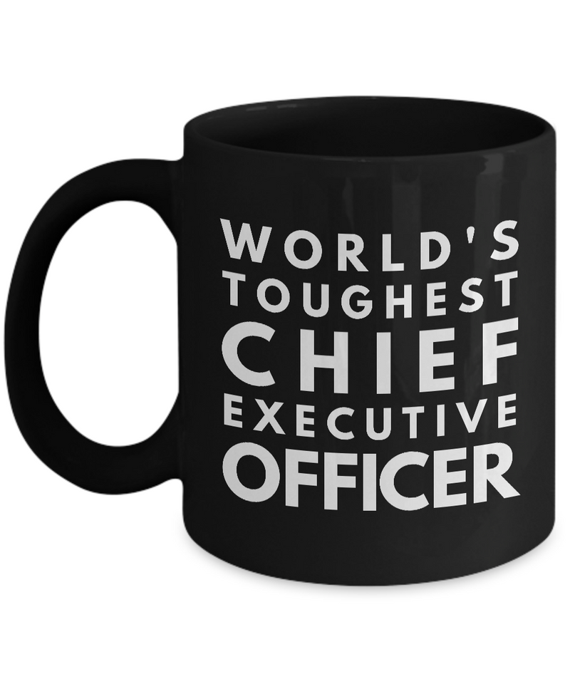 GB-TB5969 World's Toughest Chief Executive Officer