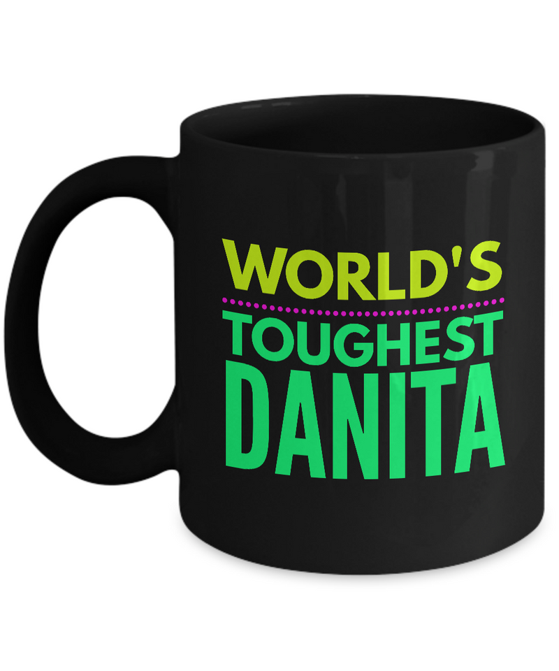 #GB WIN1059 World's Toughest DANITA