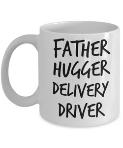 Father Hugger Delivery Driver Gag Gift for Coworker Boss Retirement or Birthday - Ribbon Canyon