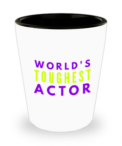 Creative Actor Short Glass - Ribbon Canyon