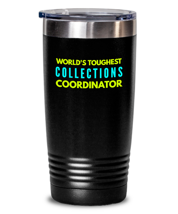 World's Toughest Barber Inspiration Quote 20oz. Stainless Tumblers - Ribbon Canyon