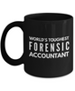 GB-TB6227 World's Toughest Forensic Accountant