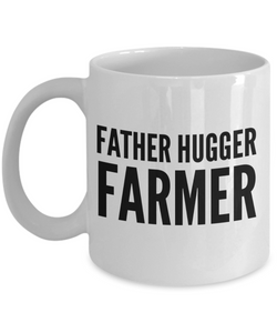 Father Hugger Farmer Gag Gift for Coworker Boss Retirement or Birthday - Ribbon Canyon