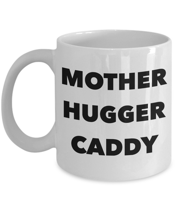 Mother Hugger Caddy Gag Gift for Coworker Boss Retirement or Birthday - Ribbon Canyon