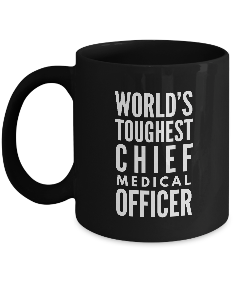 GB-TB5106 World's Toughest Chief Medical Officer