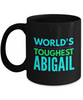 #GB WIN8 World's Toughest ABIGAIL