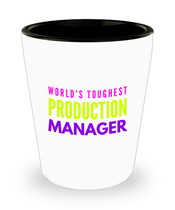 Creative Production Manager Short Glass - Ribbon Canyon
