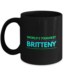 #GB WIN572 World's Toughest BRITTENY