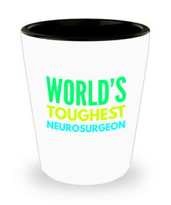 Creative Neurosurgeon Short Glass - Ribbon Canyon