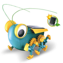 Load image into Gallery viewer, STEM Educational Tecnologia Toys for Children Science Experiment Technology Solar Hot Pig Toy DIY Stem Toys for Kids Puzzle