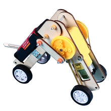 Load image into Gallery viewer, Electric Crawling Robot Kits DIY Assembled Model Technology Educational Science Toys For Children STEM School Brinquedos Gifts