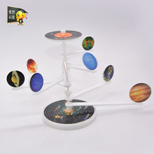 Load image into Gallery viewer, DIY Technological Astronomical Model solar system physics Toy science experiment toys technology planet astronomy planets