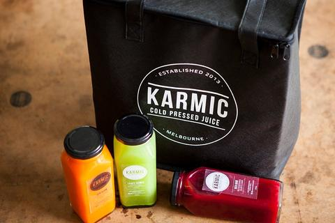 Karmic Juices goes organic with a new twist