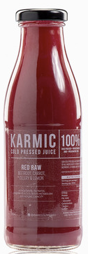 Red Raw Juice