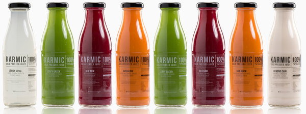KARMIC Juice Blends