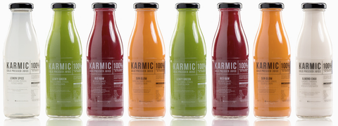 Cold Pressed Juices Blend