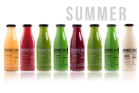The Summertime Pressed Juices Cleanse