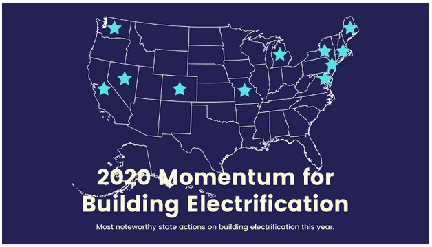 2020 Momentum for BE map