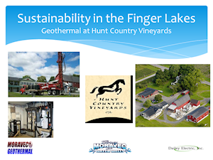 Sustainability in the Fingerlakes