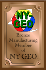 2019 NY-GEO Bronze Level Manufacturing Membership