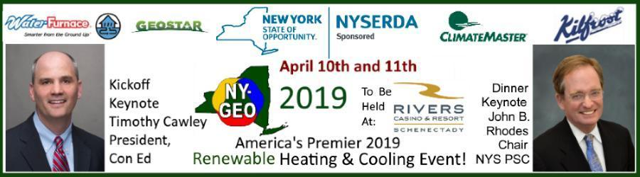 NY-GEO 2019 At the Door
