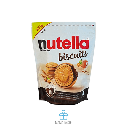 NUTELLA BISCUITS - 304 GR