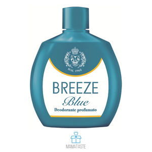 Breeze Blue Deodorante Profumato 100 mL