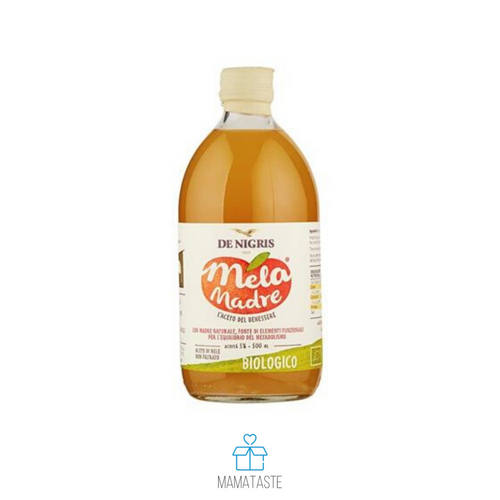 De Nigris Mela Madre Biologico 500 ml