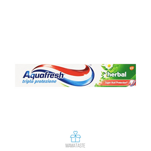 Aquafresh tripla protezione herbal 75 ml