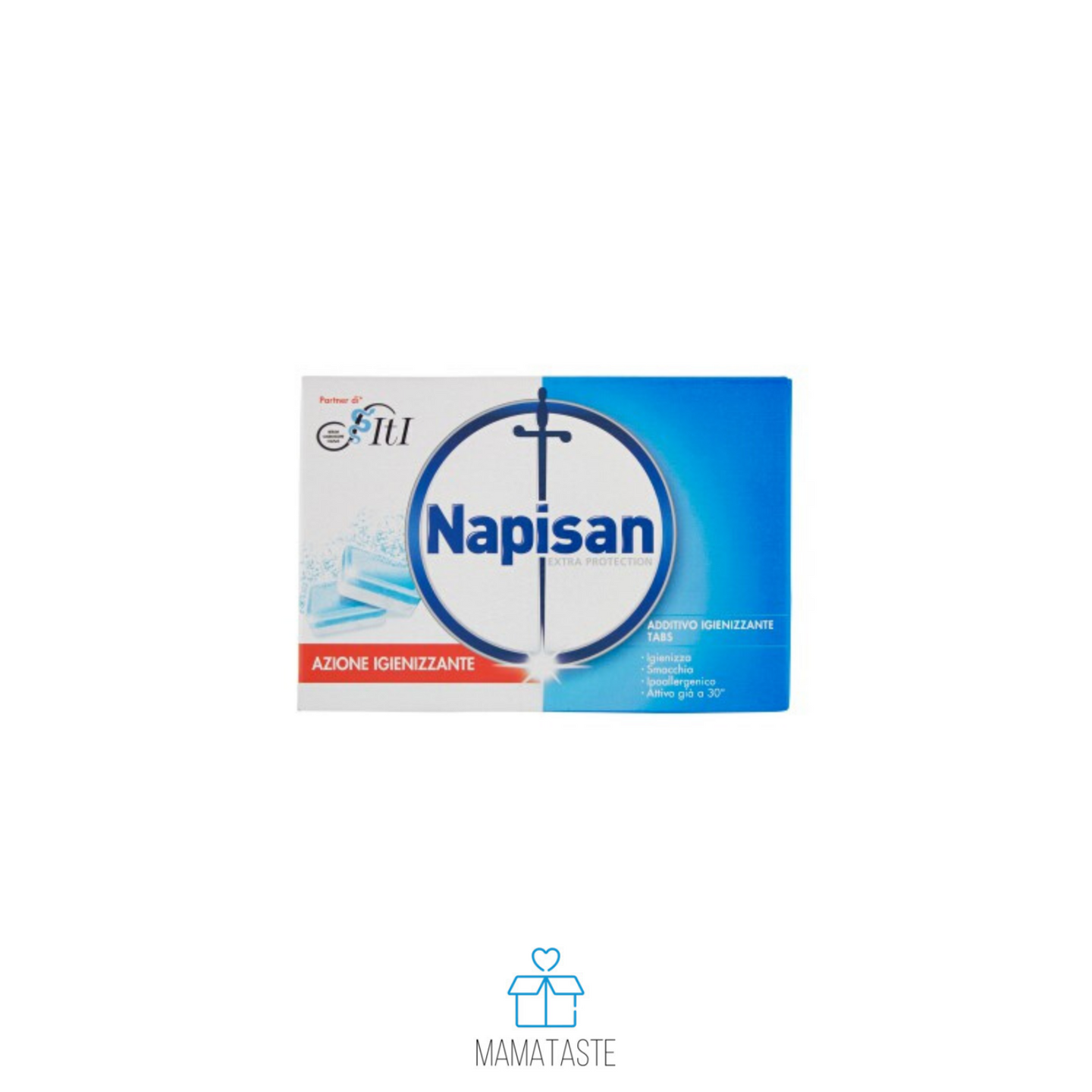 Napisan Extra Protection additivo igienizzante 10 tabs 225 g