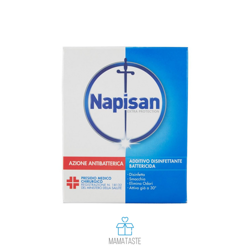 Napisan Extra Protection additivo disinfettante battericida 600 g