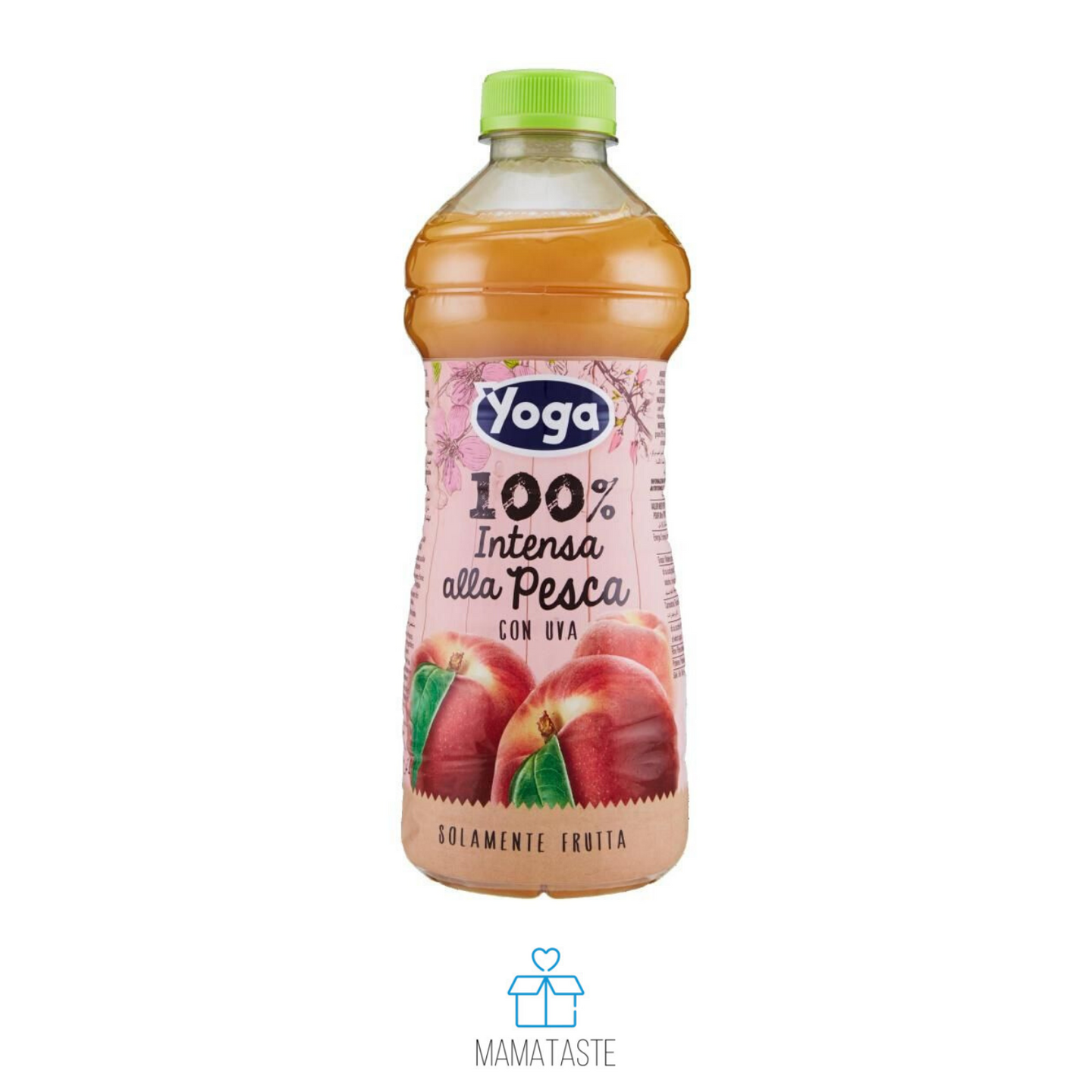 YOGA 100% INTENSA ALLA PESCA CON UVA 1000 ML