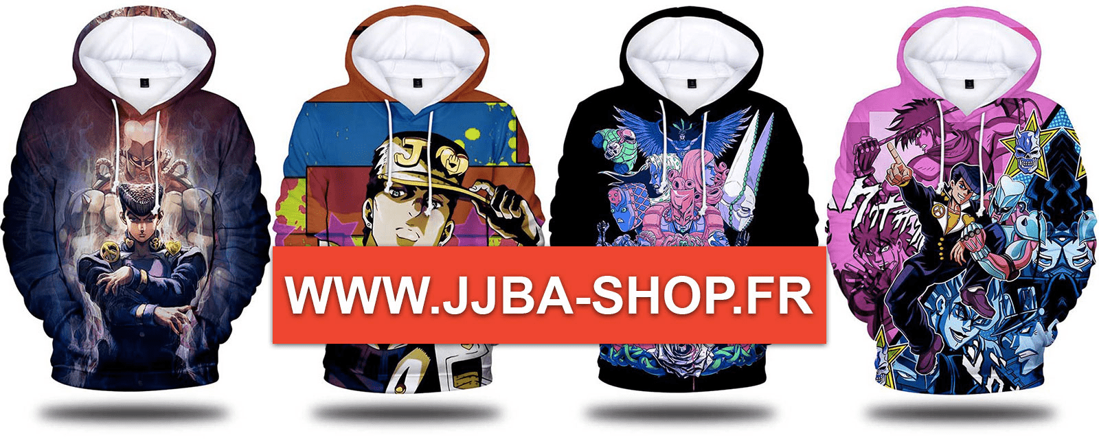 boutique jjba shop