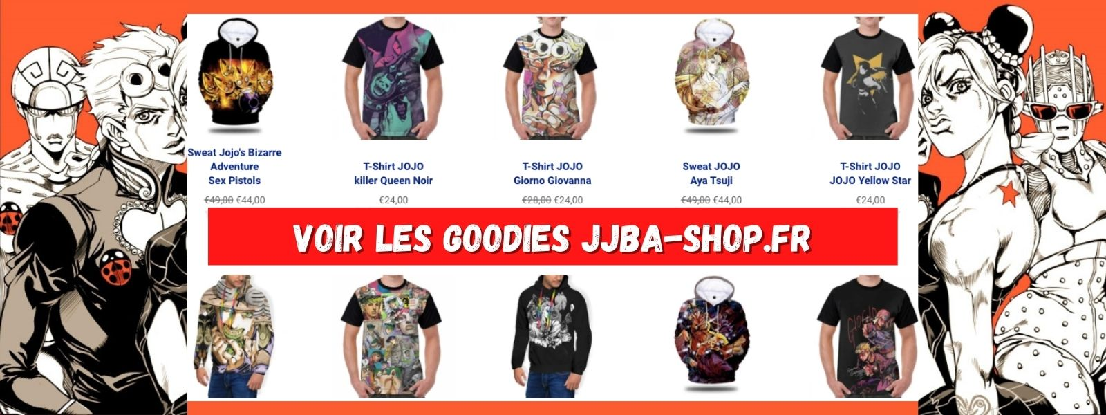 goodies jojo jjba shop