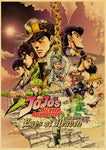 JOJO Eyes of Heaven Poster