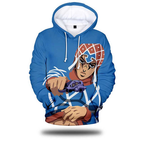 JoJo's Golden Wind Mista Sweat
