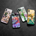 Coque JoJo's Bizarre Adventure iPhone XR noir